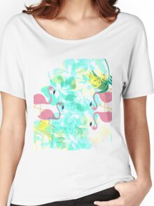 Somewhere In The Tropics Women's Relaxed Fit T-Shirt