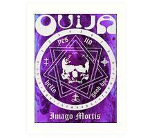Ouija - Psychedelia  Art Print