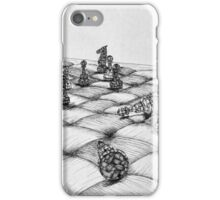 Check Yourself Mate iPhone Case/Skin
