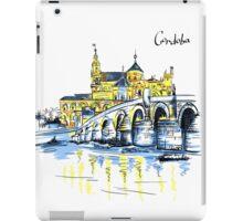 Cordoba, Andalusia, Spain iPad Case/Skin