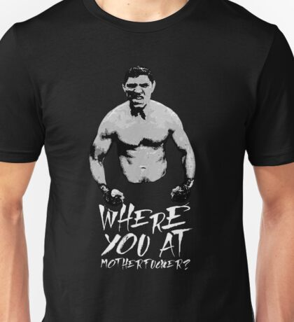 Where you at Unisex T-Shirt