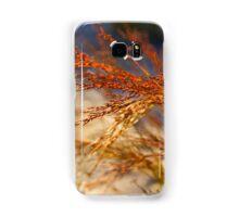 red grassland Samsung Galaxy Case/Skin
