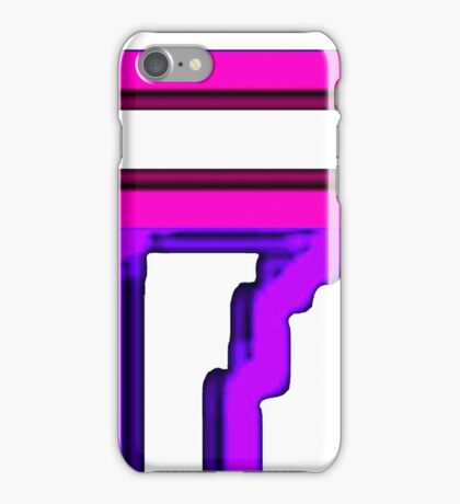 Tube Colors #4.14 No Background iPhone Case/Skin