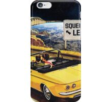 Squeeze Left iPhone Case/Skin
