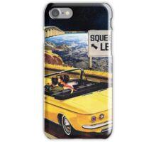 Squeeze Left iPhone Case/Skin