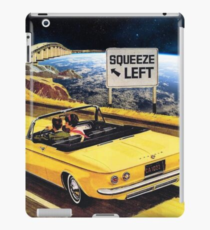 Squeeze Left iPad Case/Skin