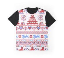 Yuri!!! on Ice Aesthetic Graphic T-Shirt