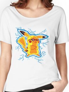 Cool Pikachu Women's Relaxed Fit T-Shirt