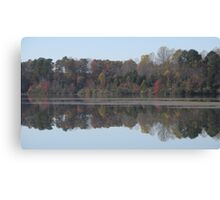 Natures Reflection Canvas Print
