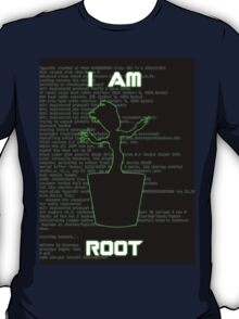 I AM ROOT (simple version) T-Shirt
