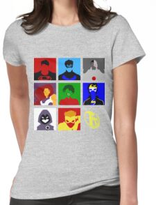 Titans GO!! Womens Fitted T-Shirt