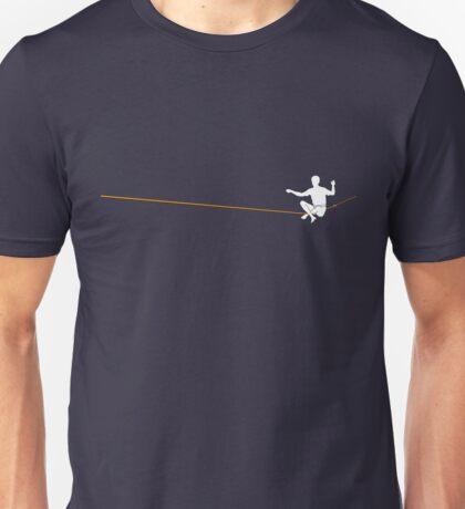 Slack Line  Unisex T-Shirt