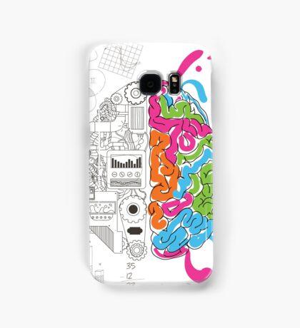 Creative Brain Chemistry Samsung Galaxy Case/Skin