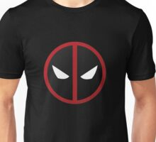Deadpool Slim Edge Logo Unisex T-Shirt