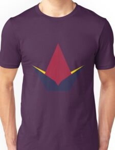 Code Geass - King's Crown (Zero Palette) Unisex T-Shirt