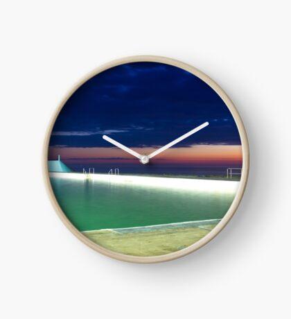 Newcastle Ocean Baths Clock