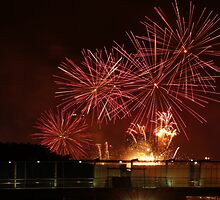 Brisbane's Riverfire Festival by PhotosByG