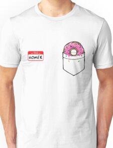 Homer doughnut pocket Unisex T-Shirt