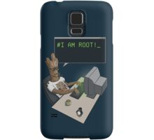 I am Root! Samsung Galaxy Case/Skin