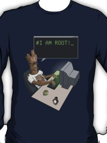 I am Root! T-Shirt