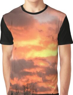 The Sky Above Graphic T-Shirt