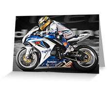 Guy Martin Greeting Card