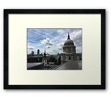St Paul's Framed Print