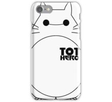 TOTHERO iPhone Case/Skin