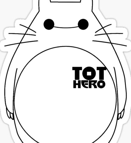 TOTHERO Sticker