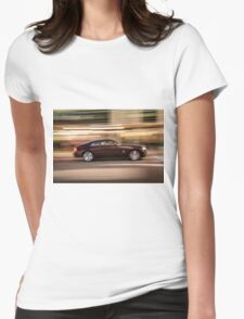 Rolls Royce Wraith 3 Womens Fitted T-Shirt