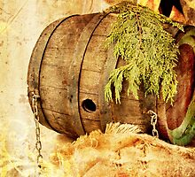 Wine Barrel by brijo