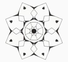 Mandala #206 || Mono Kids Clothes
