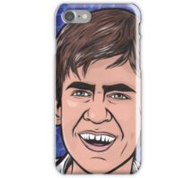 Troy McGregor iPhone Case/Skin