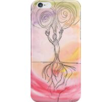 Connection (Spirit and Earth) iPhone Case/Skin