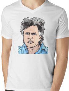 Chia Estevez Mens V-Neck T-Shirt