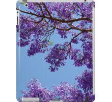 Purple Jacaranda iPad Case/Skin