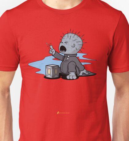 80's Horror Babies : Pinhead Unisex T-Shirt