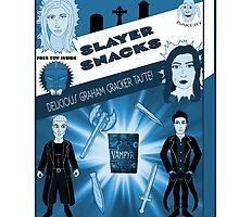 Slayer Snacks! by FlyingDreamer