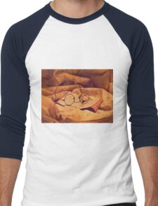Time To Be Fed The Word Men's Baseball ¾ T-Shirt