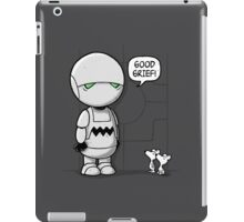 Good Grief iPad Case/Skin