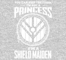 Don't call me a princess - I'm shieldmaiden One Piece - Short Sleeve