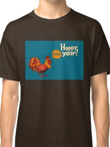 Rooster shouted T-Shirt Classic T-Shirt