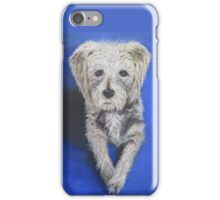 Buster - A Devoted Companion iPhone Case/Skin