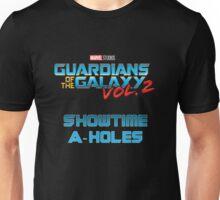 Guardians - Showtime A-Holes Unisex T-Shirt