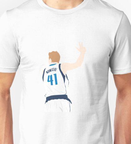 Dirk Nowitzki Unisex T-Shirt