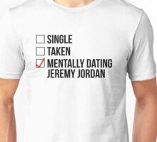 MENTALLY DATING JEREMY JORDAN Unisex T-Shirt