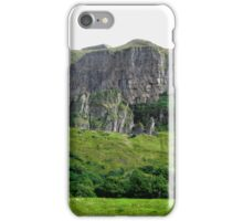 Towering Cliffs, Donegal, Ireland iPhone Case/Skin