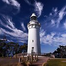 Table Cape Lighthouse by Karine Radcliffe