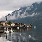 Hallstatt, Austria by Lee d'Entremont