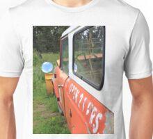 Rustic Wheels Unisex T-Shirt